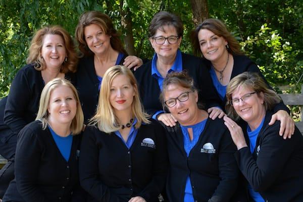Blue Ridge Dental Center Minnetonka Dental Administration Team Pic